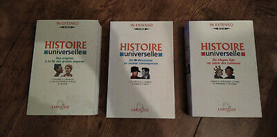 in extenso histoire universelle