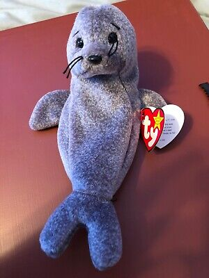 Slippery Seal Ty Beanie Baby