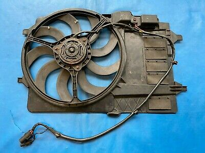 BMW Mini One/Cooper/S Radiator Fan + NEW RESISTOR (Part#: 17101475577) 2001-2004