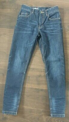 Boys Slim Fit Next Jeans Navy Blue 11 Years Worn Once