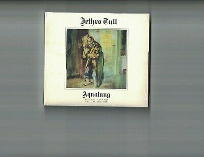Jethro Tull - Aqualung - 40th anniversary special edition - 2 cds, sealed,new