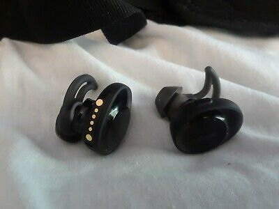 Bose SoundSport Wireless In-Ear Headphones - Black