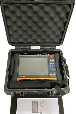Aivo Networks AIVO-70A4K All-in-One HD Network IP Camera Tester