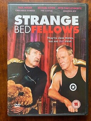 Strange Bedfellows DVD 2005 Lgbt Gay Australien Culte Comédie Film W / Paul