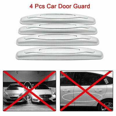 For Car Door Anti-collision Moulding Scratch Protector Strip Edge Guard Trim UK
