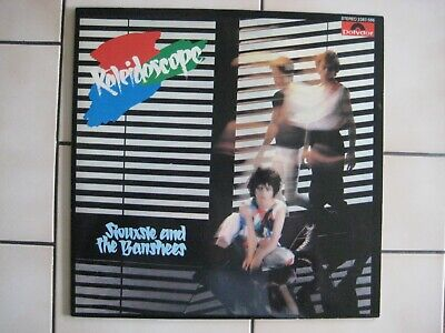 Siouxsie And The Banshees - Kaleidoscope (Polydor 2383 586)