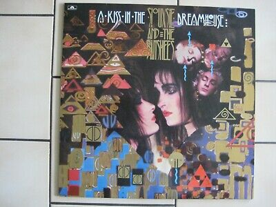 Siouxsie And The Banshees - A Kiss In The Dreamhouse (Polydor 2383 648)