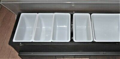 Bar Fruit Tray. Commercial Grade Gently Used