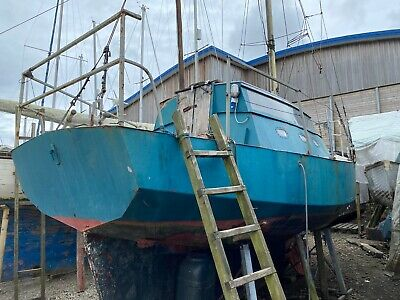 26ft Sailing Boat Project