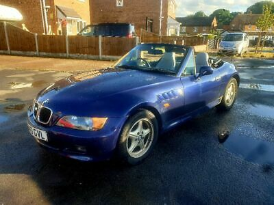 1998 BMW Z3 Msport 1.9 Convertible