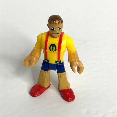 Fisher Price IMAGINEXT Pinocchio Puppet Boy Figure