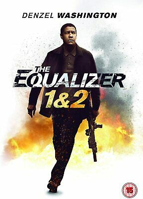 The Equalizer 1 & 2 New DVD Set / Free Delivery