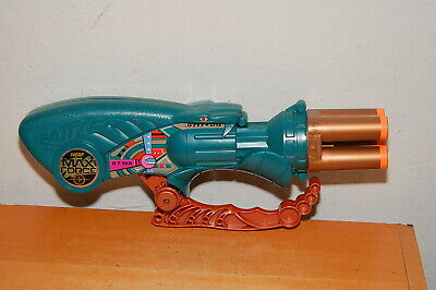 Nerf 87NX Max Force Rattler 1994 Kenner
