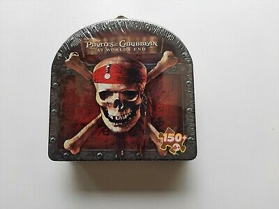 Pirates of the Caribbean At worlds end Jigsaw Puzzle 150 pieces new.