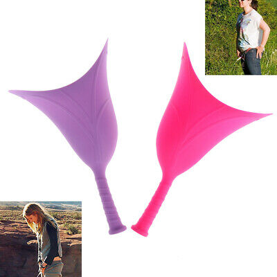 1t Outdoor Women Silicone Urinal Female Urination Storage Box Stand Up /&  TDUK