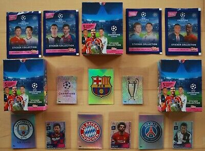 Topps Match Attax CL 19/20 Champions League Sticker 403 - 595 Choose Selection