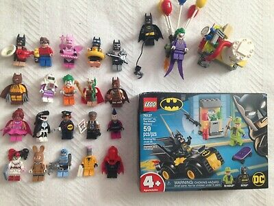 L/'Effaceur LEGO Minifigures Series Batman Movie 71017