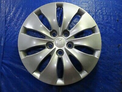 NEW GENUINE HONDA OEM 15-17 FIT HUBCAP WHEEL COVER 44733-T5R-A01 ONE EACH