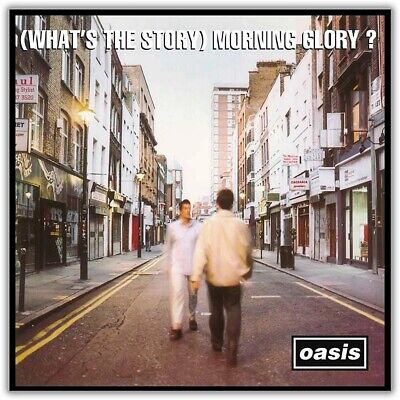 Oasis What's the Story Morning Glory Whats New Vinyl LP Album