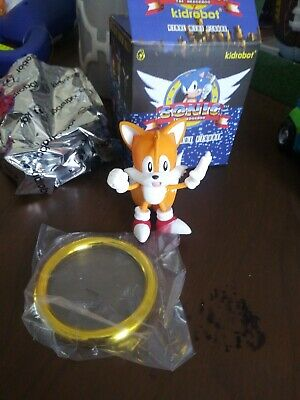 Tails Standing Sonic The Hedgehog Sega Genesis Vinyl Figure Made By Kidrobot 14 95 Picclick