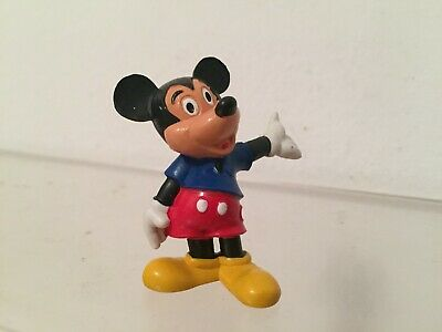 WALT DISNEY MICKY Maus Maia + Borges Portugal 4 x Figur
