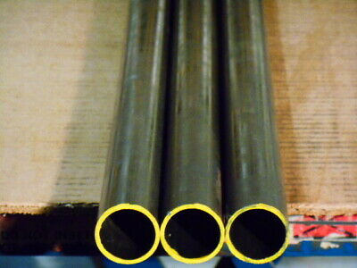 "E0121 Dom Round Steel Tube  2.000"" Od  X   1.625""  Id  (.187 Wall)   38""  Long"