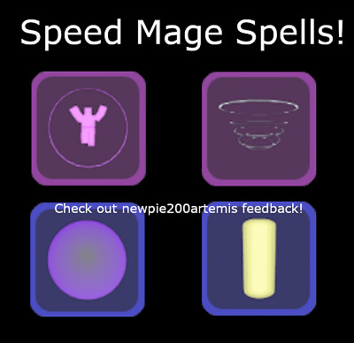 Roblox Dungeon Quest Alien Mage Purple Set Legendary Gp Max Mage Spells 40 00 Picclick