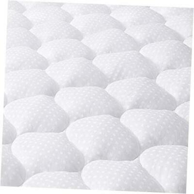 FAIRYLAND Queen Mattress Topper Pillow