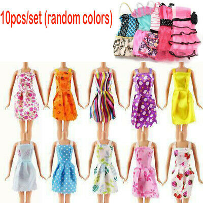 Fashion Clothes For Barbie Doll Outfits Wedding Dress Evening Dresses Party Gown
