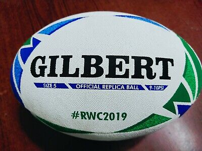 *SALE* Gilbert Rugby Size 5 2019 | OMB | Rugby World Cup Japan 2019 #RWC2019