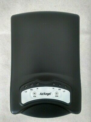 Hypoallergenic Air  Angel Surface and Air Sanitiser Mobile Germs Sanitiser BLACK