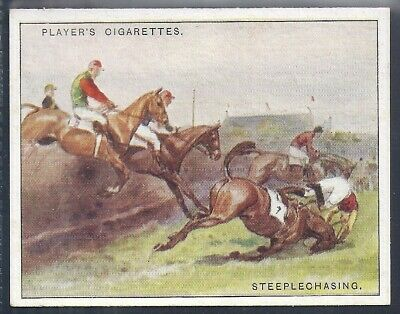 Players-Country Sports (L25)-#24- Steeplechasing