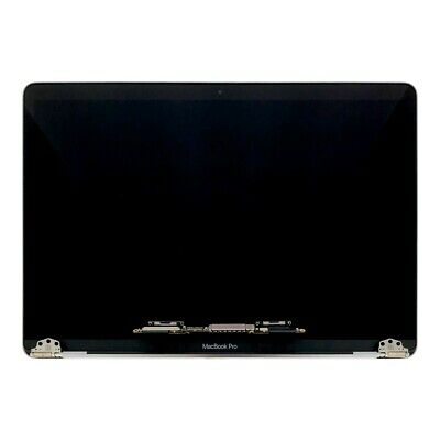 """New SILVER Apple MacBook Pro 13"""" A1706 A1708 2016 2017 LCD Screen Assembly"""