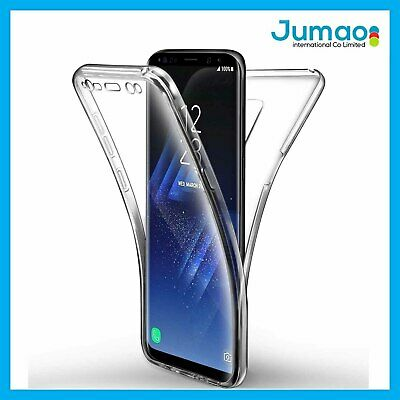 Coque de protection souple transparent intégral 360° Samsung Galaxy A10/A50/A41