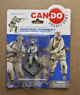 CanDo Pocket Army 20011-D  1:35 WINTER COMBAT EASTERN FRONT 1942//43  SMG