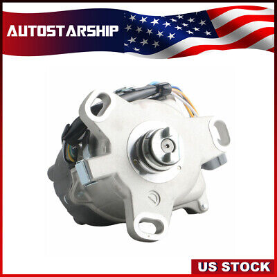 For 88-1991 Toyota Camry 2.0L Dohc Ignition Distributor Module W// Cap Rotor Coil