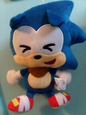 Small 8 Tomy Plush Vector The Crocodile A Sonic The Hedgehog Character C Sega 29 32 Picclick Uk