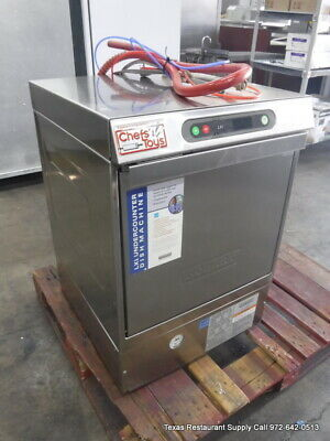 "Hobart LXIC 24"" Commercial Undercounter Diswasher Machine 120 volts"