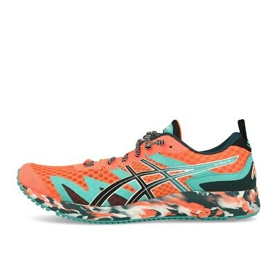 ASICS GEL NOOSA TRI 12 Sunrise Red Black Herren Laufschuhe