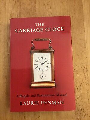 The Carrige Clock Hardback Book By Laurie Penman