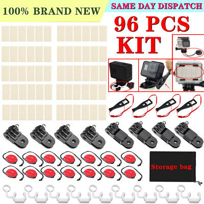 Accessories Set Kit Safety buckle +Anti-Fog Drying Inserts for Gopro Hero 2 3 4B
