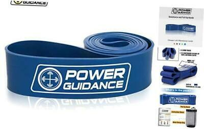 POWER GUIDANCE Pull Up Assist Bands - Heavy Duty Resistance Band, Mobility & Pow