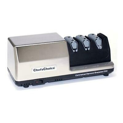 Chef's Choice - 2100 - Electric 3 Stage Knife Sharpener