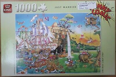 King Puzzle Landscape 500pc Hot Air