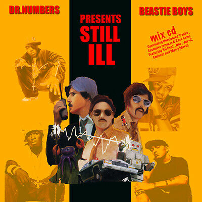 Dr. Numbers Beastie Boys Still ILL Best of Beastie Boys Blends Ad-Rock MCA Mike