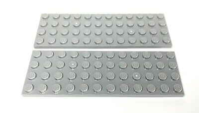 NEW 3024 40x LEGO White 1x1 Plate Part Piece City Creator FREE P/&P