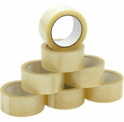Clear Cello Tape Cartoon And Sealing  48 Mm X 66 M Packaging Strong