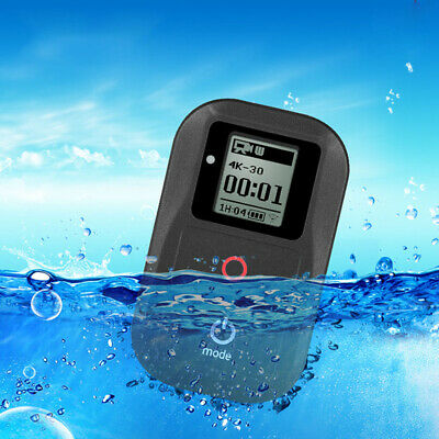 Remote Control Waterproof for GOPRO Hero6 Hero5/5Session/4/4S/3+/3 Sports Cam