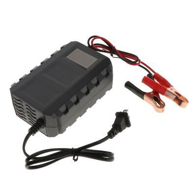 Fully-Automatic Smart Charger 20A Lead Acid Battery Charger for Car Motorcycle