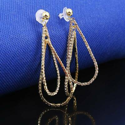 Alloy Hollow Earrings Simulated Pearl Ear Stud Accessories Delicate Bohemia JH